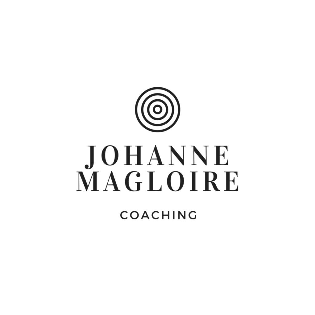 Logo Johanne Magloire coaching